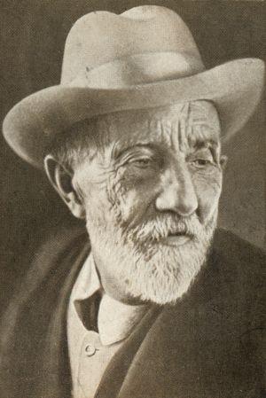 Портрет И.В.Мичурина